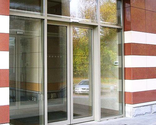 Автоматические двери в Перми и Пермском крае