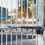 Автоматика для распашных ворот, Линейные приводы