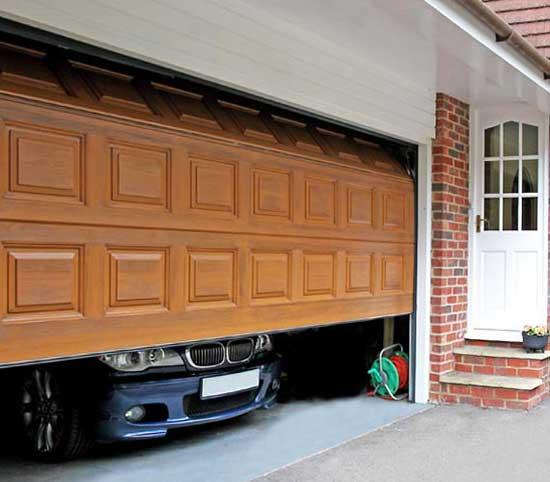 Автоматические гаражные ворота в Перми и Пермском крае