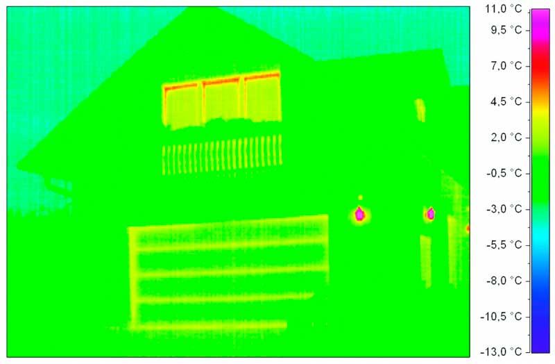 ThermoFrame - дополнительное утепление секционных ворот. Пермь.