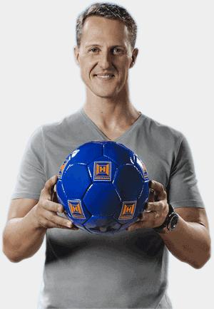 Михаэль Шумахер — лицо компании Hörmann