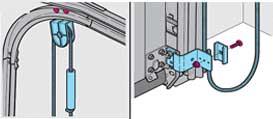 Ручное управление воротами  | Ручная тяга