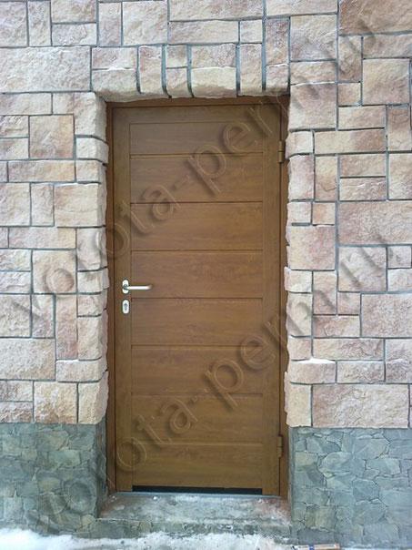 Боковая дверь Хёрманн в Перми