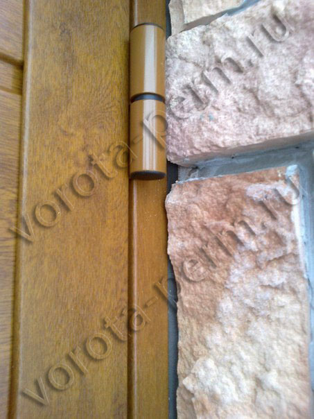 Гаражная дверь Хёрманн в Перми