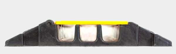 Кабель канал напольный резиновый в Перми