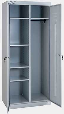 Хозяйственный шкаф, универсальный в Перми, ШМУ 22-800 (хозяйственный шкаф) — железный шкаф Пермь